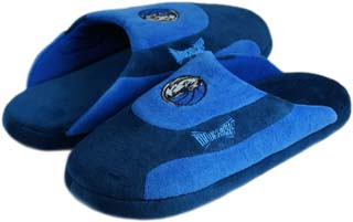 Dallas Mavericks Low Pro Scuff Slippers - Small