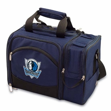 Dallas Mavericks Malibu Picnic Cooler (Navy)