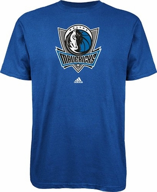 Dallas Mavericks Primary Logo T-Shirt