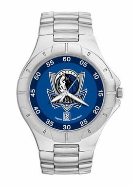 Dallas Mavericks Pro II Men's Stainless Steel Watch