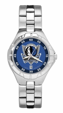 Dallas Mavericks Pro II Women's Stainless Steel Watch