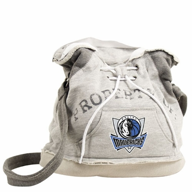 Dallas Mavericks Property of Hoody Duffle
