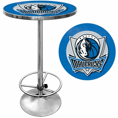 Dallas Mavericks Pub Table