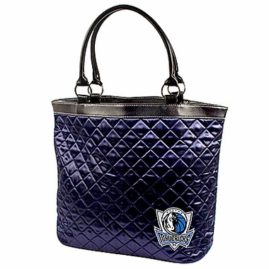 Dallas Mavericks Quilted Tote
