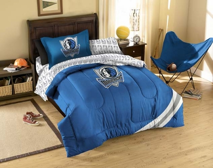 Dallas Mavericks Twin Bed in a Bag
