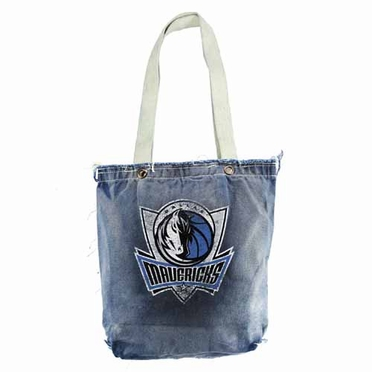 Dallas Mavericks Vintage Shopper (Denim)