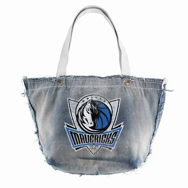 Dallas Mavericks Vintage Tote (Denim)