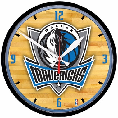 Dallas Mavericks Wall Clock