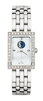 Dallas Mavericks Women's Steel Band Allure Watch