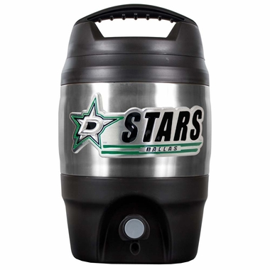Dallas Stars 1 Gallon Tailgate Jug