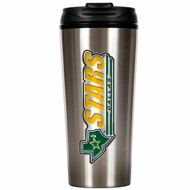Dallas Stars 16 oz. Thermo Travel Tumbler