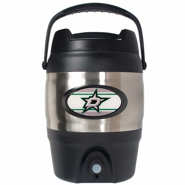 Dallas Stars 3 Gallon Stainless Steel Jug