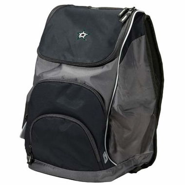 Dallas Stars Action Backpack (Color: Black)