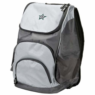 Dallas Stars Action Backpack (Color: Grey)