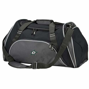 Dallas Stars Action Duffle (Color: Black)