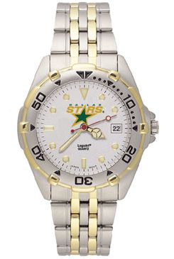 Dallas Stars All Star Mens (Steel Band) Watch