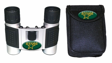 Dallas Stars Binoculars and Case