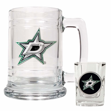 Dallas Stars Boilermaker Set