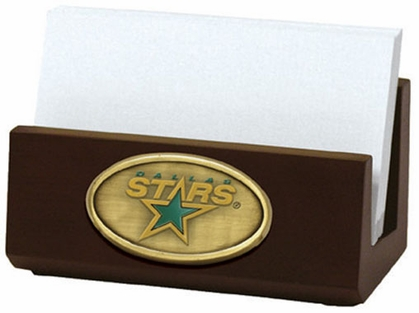 Dallas Stars Business Card Holder