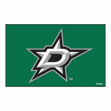 Dallas Stars Economy 5 Foot x 8 Foot Mat