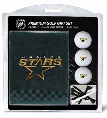 Dallas Stars Embroidered Towel Gift Set