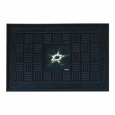 Dallas Stars Heavy Duty Vinyl Doormat