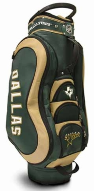 Dallas Stars Medalist Cart Bag