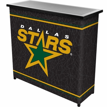 Dallas Stars Portable Bar