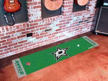Dallas Stars Putting Green Mat