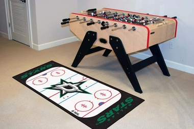 Dallas Stars Rink Runner Rug
