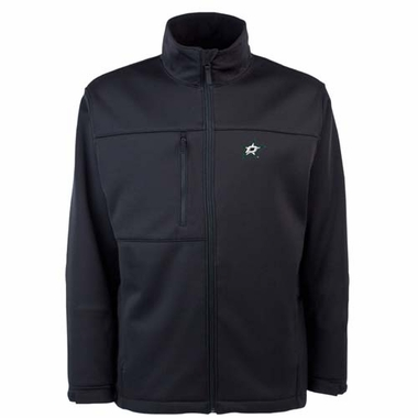 Dallas Stars Mens Traverse Jacket (Team Color: Black)
