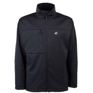 Dallas Stars Mens Traverse Jacket (Team Color: Black) - Large