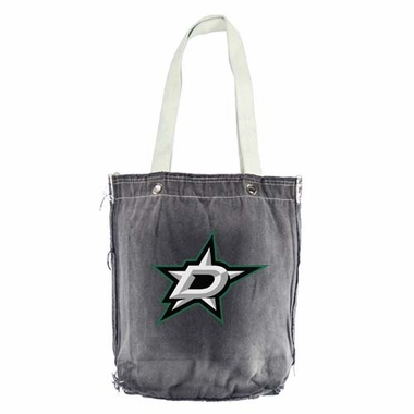 Dallas Stars Vintage Shopper (Black)