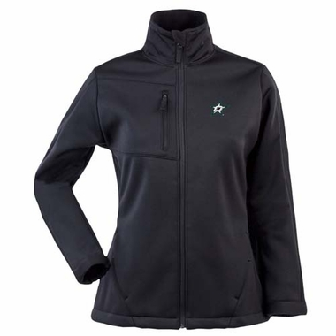 Dallas Stars Womens Traverse Jacket (Team Color: Black)