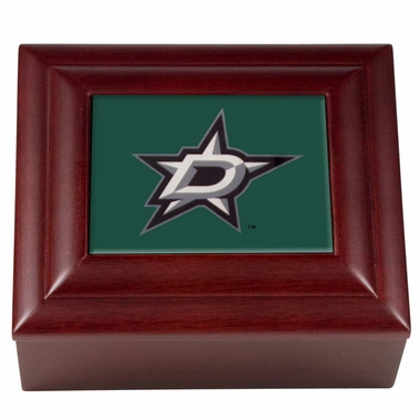 Dallas Stars Wooden Keepsake Box