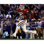 University of Arkansas Autographed