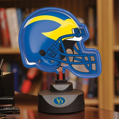 Delaware Neon Display Helmet