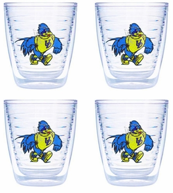 Delaware Set of FOUR 12 oz. Tervis Tumblers