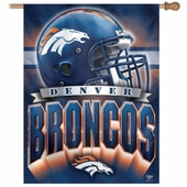 Denver Broncos Flags & Outdoors