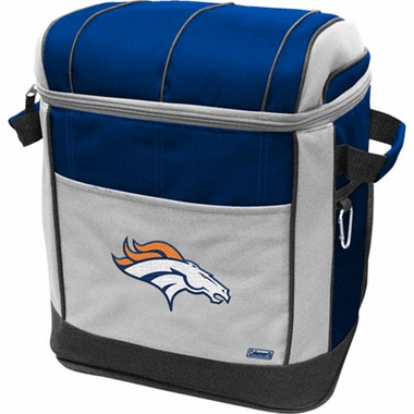 Denver Broncos 50 Can Soft Side Cooler