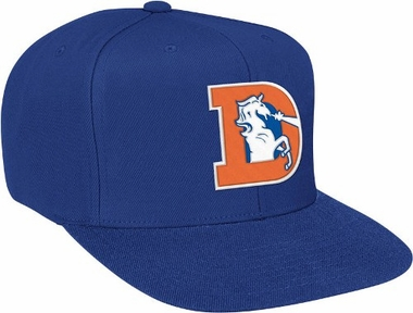Denver Broncos Basic Logo Snap Back Hat