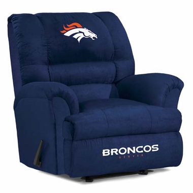 Denver Broncos Big Daddy Recliner