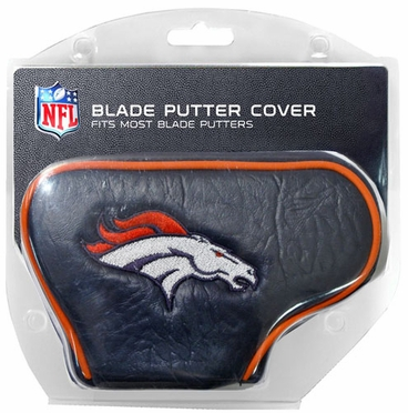 Denver Broncos Blade Putter Cover