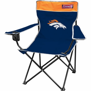 Denver Broncos Broadband Quad Tailgate Chair