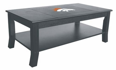 Denver Broncos Coffee Table