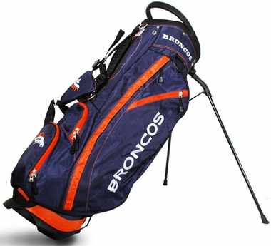 Denver Broncos Fairway Stand Bag