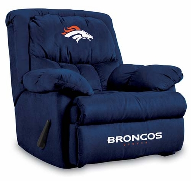 Denver Broncos Home Team Recliner