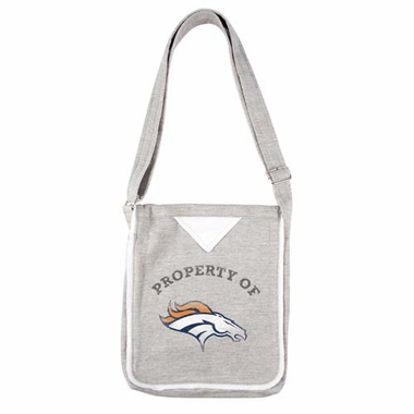 Denver Broncos Hoodie Crossbody Bag