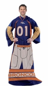 Denver Broncos Bedding & Bath