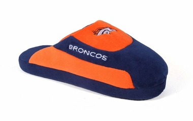 Denver Broncos Unisex Low Pro Slippers